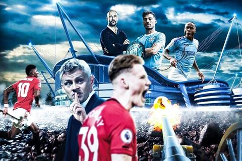 Derby thành Manchester: Mùa Đông đang đến!