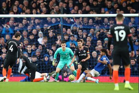 Everton 3-1 Chelsea Lampard chỉ trích học trò sau trận thua thảm hình ảnh