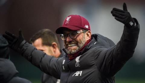 Salzburg 0-2 Liverpool HLV Klopp xin lỗi phiên dịch viên hình ảnh
