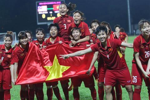 Lịch thi đấu SEA Games của Việt Nam 812 LTD BĐ nữ Việt Nam hình ảnh