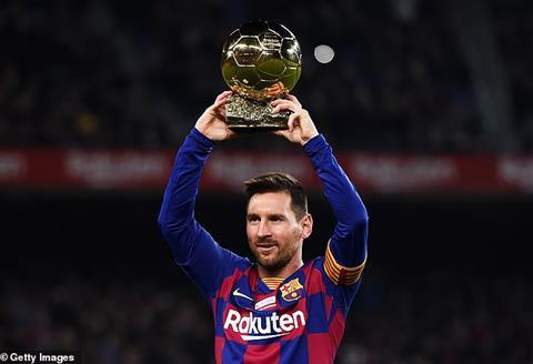 Kết quả trận đấu Barca vs Mallorca 5-2 La Liga 201920 hình ảnh