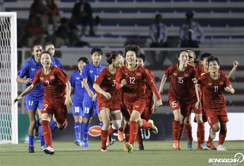 ĐT nữ Việt Nam lên đường sang Hàn Quốc dự vòng loại Olympic 2020 hình ảnh