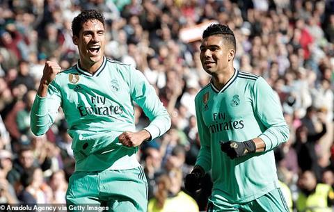 Dư âm Real 2-0 Espanyol Los Blancos cần nhân bản Benzegol hình ảnh 2