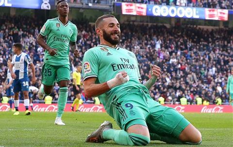 Dư âm Real 2-0 Espanyol Los Blancos cần nhân bản Benzegol hình ảnh