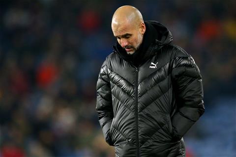 HLV Pep Guardiola thừa nhận Man City giờ còn không bằng MU hình ảnh