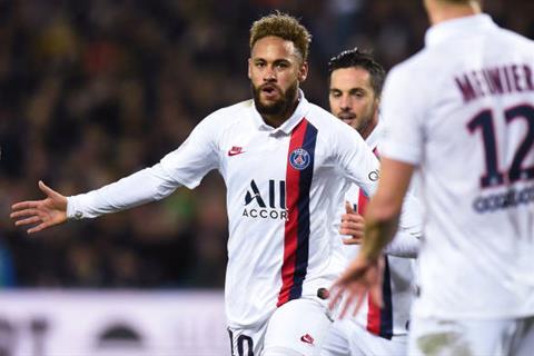 Montpellier 1-3 PSG Show diễn của Neymar hình ảnh 2