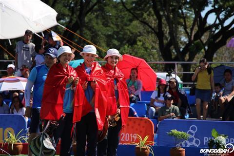 TRỰC TIẾP SEA Games 30 ngày 812 Lê Tú Chinh chiến thắng ngoạn mục ở cự ly chạy 100m hình ảnh 3