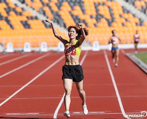 TRỰC TIẾP SEA Games 30 ngày 812 Lê Tú Chinh chiến thắng ngoạn mục ở cự ly chạy 100m hình ảnh 4