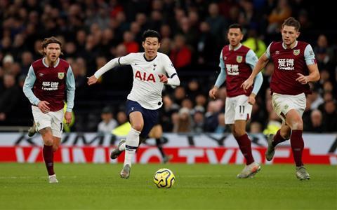 Tottenham 5-0 Burnley Lập siêu phẩm, Son được so sánh với Rô béo hình ảnh