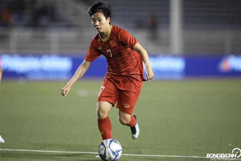 Trực tiếp bóng đá Nữ Việt Nam 1-0 Nữ Thái Lan (Hiệp phụ) Phạm Hải Yến khai thông bế tắc hình ảnh 6