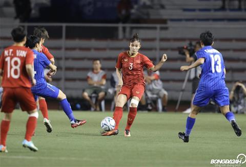Trực tiếp bóng đá Nữ Việt Nam 1-0 Nữ Thái Lan (Hiệp phụ) Phạm Hải Yến khai thông bế tắc hình ảnh 8