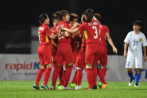 Lịch thi đấu Nữ Việt Nam vs Nữ Thái Lan - bóng đá SEA Games hình ảnh