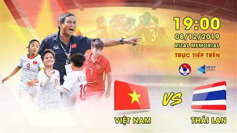 Trực tiếp bóng đá Nữ Việt Nam vs Nữ Thái Lan VTV6 VTC3  hình ảnh