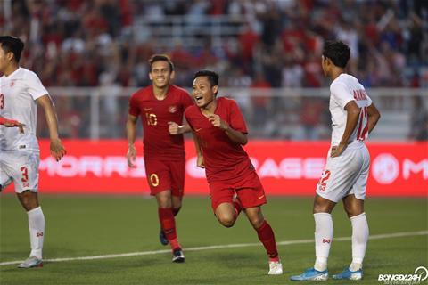 U22 Indonesia tổn thất lực lượng trước chung kết SEA Games 30 hình ảnh