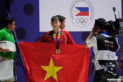Nguyễn Thị Ánh Viên không thể tái hiện kỷ lục 8 HCV SEA Games hình ảnh