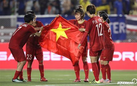 Viet Nam tiep tuc khang dinh vi the so mot bong da nu khu vuc, khi vo dich Dong Nam A va doat HC vang SEA Games trong nam nay. Day la HC vang thu 66 cua doan the thao Viet Nam tai SEA Games 30.
