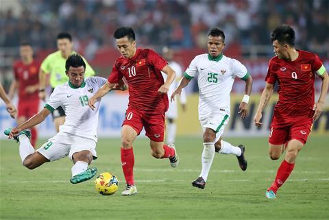 Các cuộc đối đầu giữa Việt Nam vs Indonesia tại đấu trường SEA Ga hình ảnh