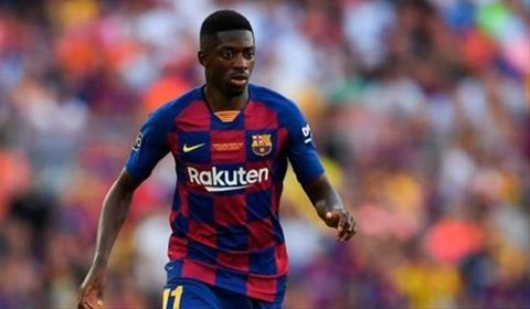 Ousmane Dembele rời Barca, tới Chelsea và Man City hình ảnh