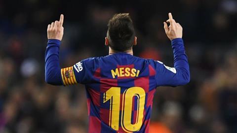 Chủ tịch Barca thừa nhận bất lực trong việc thay tiền đạo Messi hình ảnh