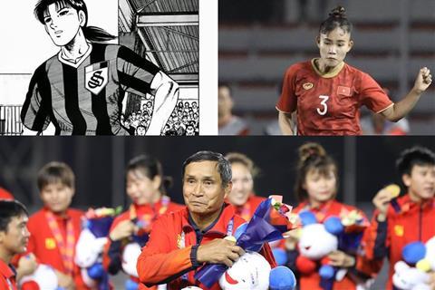 Thầy và trò tuyển Nữ Việt Nam - Những con người kiên cường mang về vinh quang