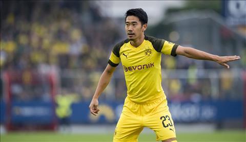 Sự nghiệp của tiền vệ Shinji Kagawa lao dốc thê thảm hình ảnh