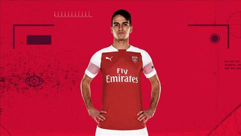 Denis Suarez gia nhap Arsenal