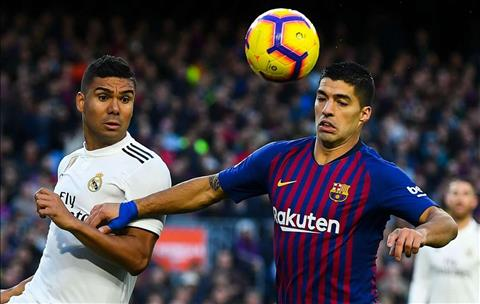The Clasico Suarez i Casemiro