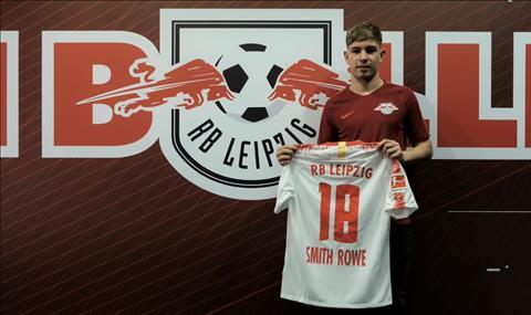 Chính thức Emile Smith Rowe cập bến RB Leipzig  hình ảnh
