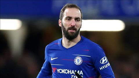 Tiền đạo Higuain là người mà Chelsea và Hazard cần hình ảnh