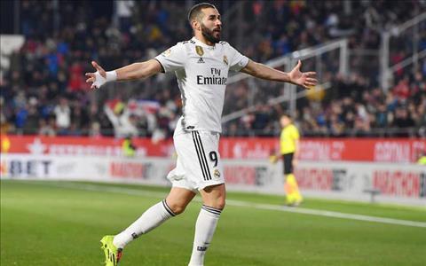 Keylor Navas ca ngợi Karim Benzema của Real Madrid hình ảnh