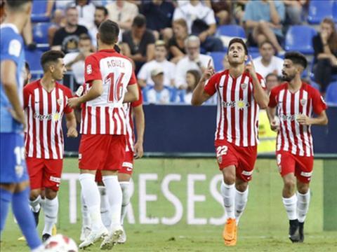 Malaga vs Almeria 3h00 ngày 22 (Hạng 2 TBN 201819) hình ảnh