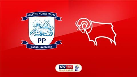 Preston vs Derby County 2h45 ngày 22 (Hạng Nhất Anh 201819) hình ảnh