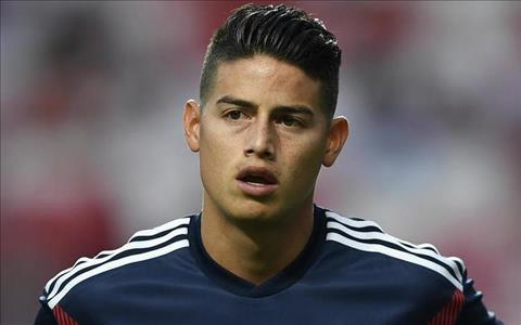 Real Madrid muốn bán James Rodriguez càng sớm càng tốt hình ảnh
