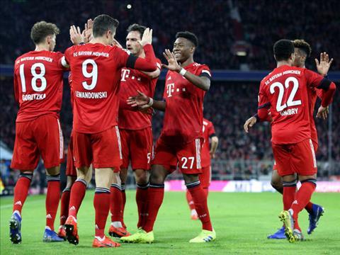 Video bàn thắng kết quả Bayern Munich vs Schalke 3-1 Bundesliga hình ảnh