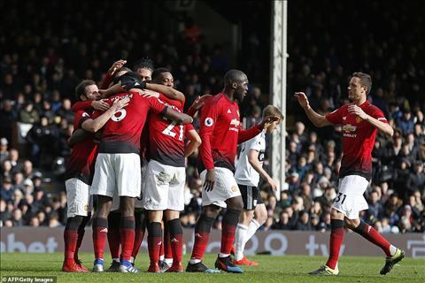 MU 3-0 Fulham