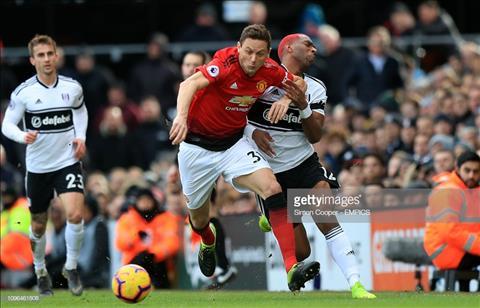 Matic trận MU vs Fulham nhận đủ 5 thẻ vàng nhưng ko bị treo giò hình ảnh
