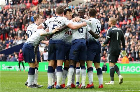 Dư âm Tottenham 3-1 Leicester Ứng viên vô địch trong thầm lặng hình ảnh