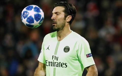 Gianluigi Buffon có thể rời PSG mùa hè 2019 hình ảnh