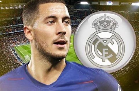Jose Mourinho nói về thương vụ Real Madrid mua Eden Hazard hình ảnh