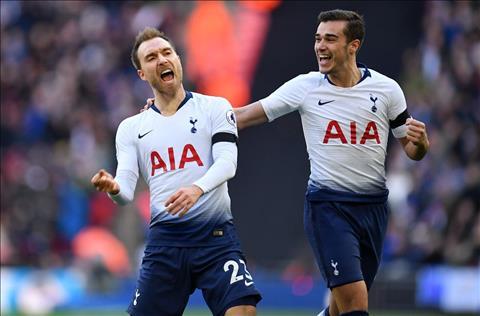 Những thống kê đáng nhớ sau trận đấu Tottenham 3-1 Leicester hình ảnh