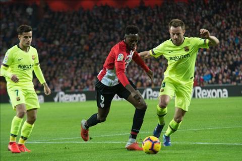 Dư âm Athletic Bilbao 0-0 Barca Messi không phải để hành hạ hình ảnh