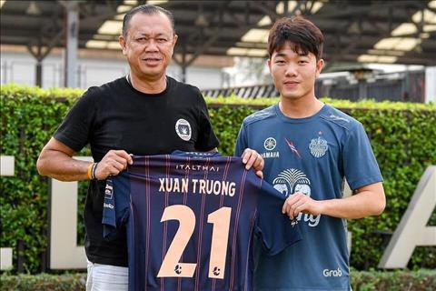 Xuan Truong mac so ao bao nhieu