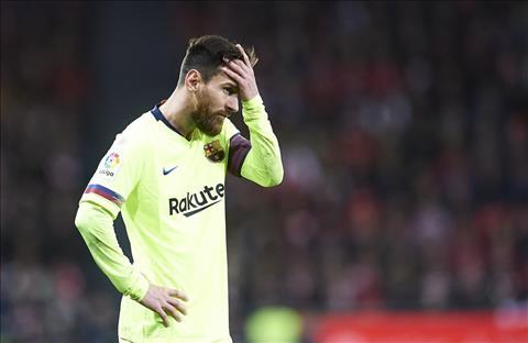 Messi tran voi Bilbao