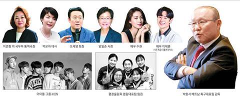 HLV Park Hang Seo làm diễn giả truyền cảm hứng ở quê nhà Hàn Quốc hình ảnh