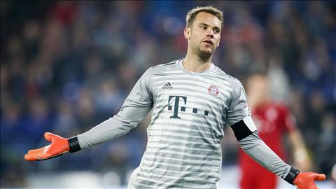 Manuel Neuer nói về trận Liverpool vs Bayern Munich hình ảnh