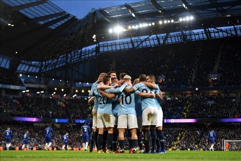 Những điểm nhấn Man City vs Chelsea vòng 26 hình ảnh