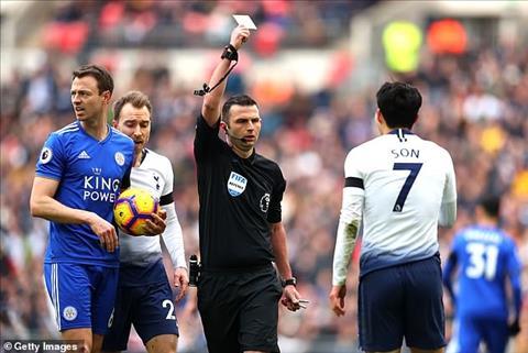 Son Heung Min khien Tottenham la doi an va nhieu nhat Premier League 2018-19.