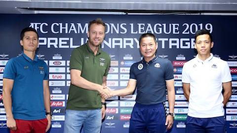 Trực tiếp Hà Nội vs Bangkok xem AFC Champions League 2019 hôm nay hình ảnh