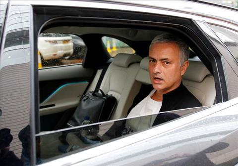 Mourinho đang đàm phán với PSG hình ảnh