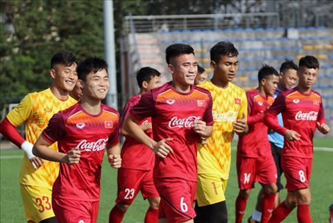 ĐT U22 Việt Nam không đặt áp lực vô địch giải khu vực hình ảnh